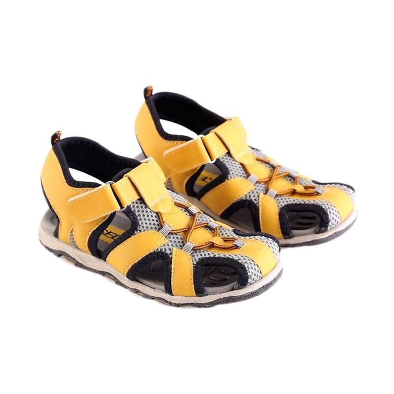 Jual Garsel 1994 Sepatu Anak Laki - Kuning Online - Harga & Kualitas Terjamin | Blibli.com
