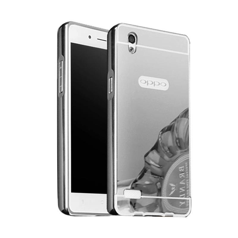 jual oem mirror casing for oppo mirror 5   silver online
