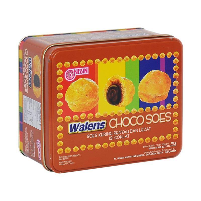 Biskuitkemasan: Jual Nissin Walens Choco Soes Biskuit [350 G] Online