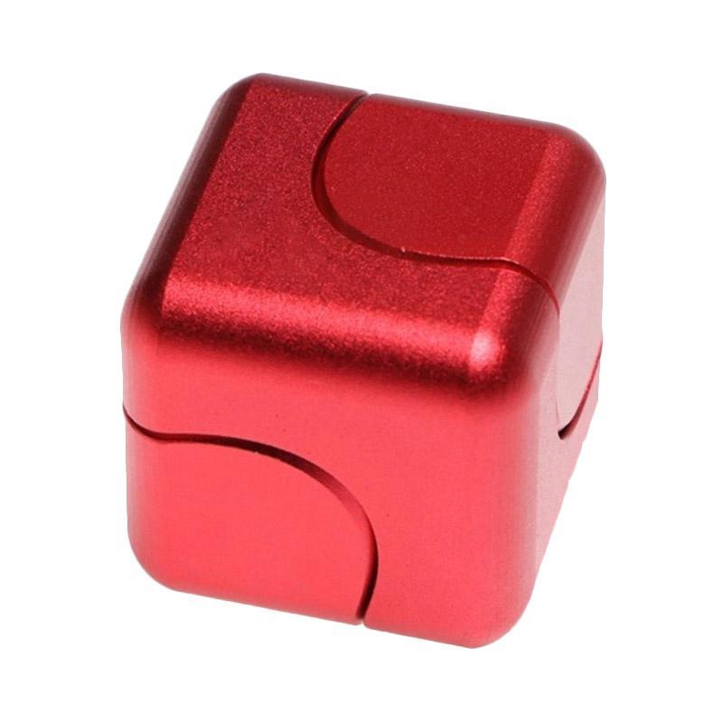Jual Trustfinite Premium Cube Fidget Spinner