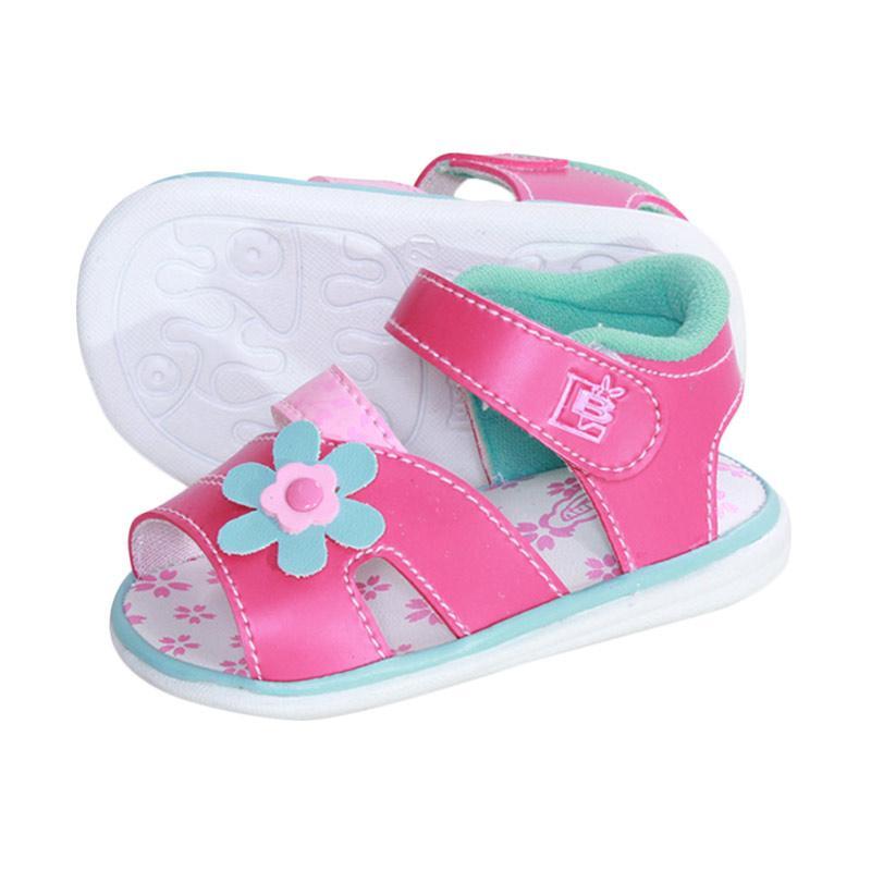 Babymix Sepatu Bayi Prewalker Bayi Sepatu Anak Big Black