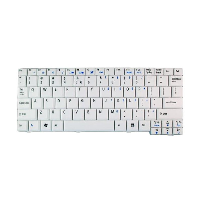 Jual Acer Keyboard Notebook For 531H ZG5 ZG8 A110 A150