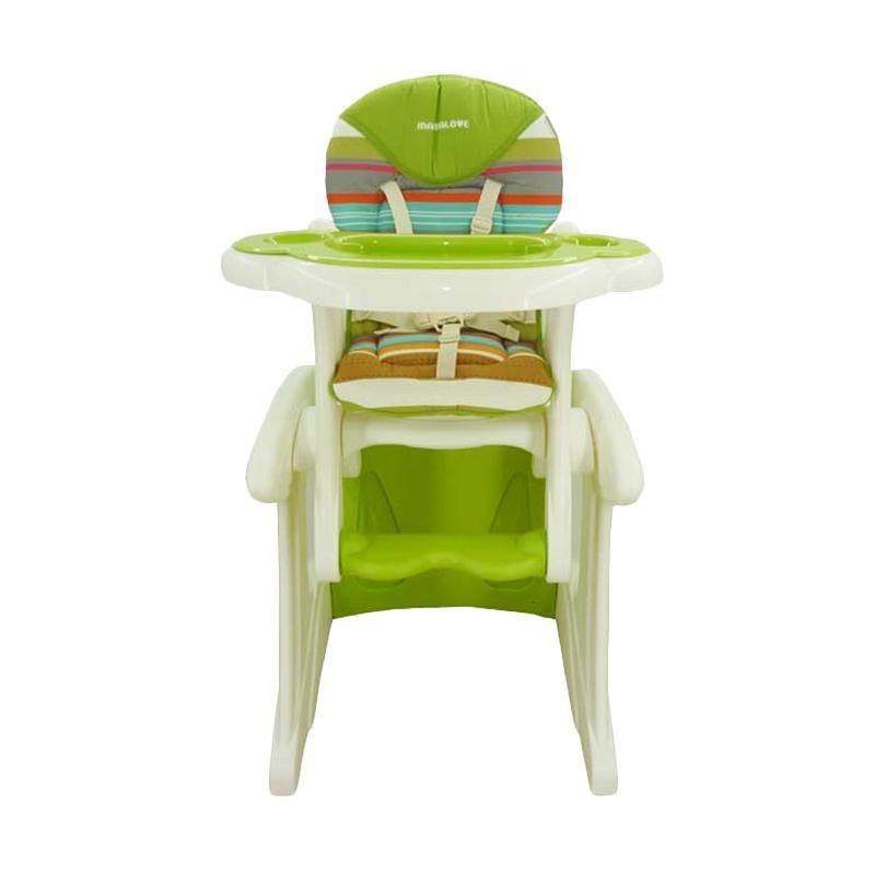 Jual Mamalove HJ01 Sunshine High Chair Kursi Makan Bayi ...