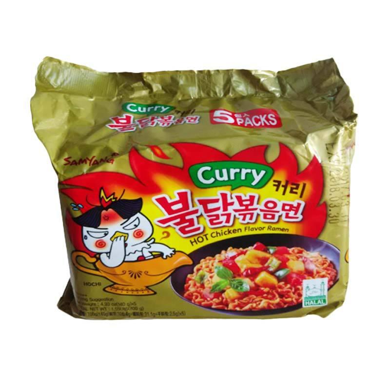 Jual Samyang Curry Ramen Mi Instan Online - Harga