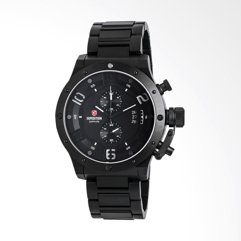 Jual Expedition Limited Edition Man Black Dial Black