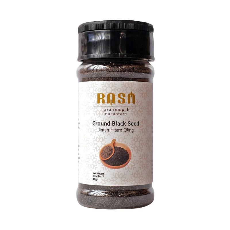 Jual RASA Ground Black Seed / Jintan Hitam Giling [40gr