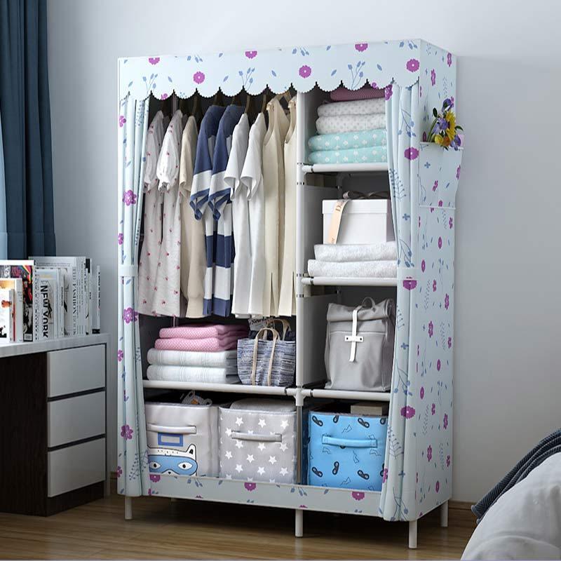 Desain Lemari Gantung Baju - Contoh Desain Furniture