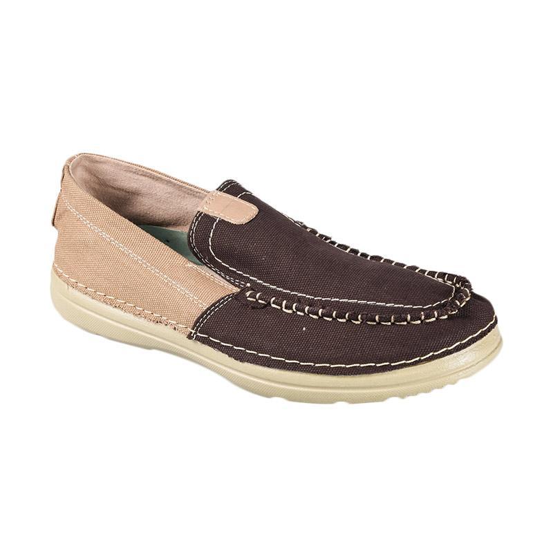 Jual Bata Nadir Casual 8394445 Sepatu Pria - Brown Online - Harga & Kualitas Terjamin