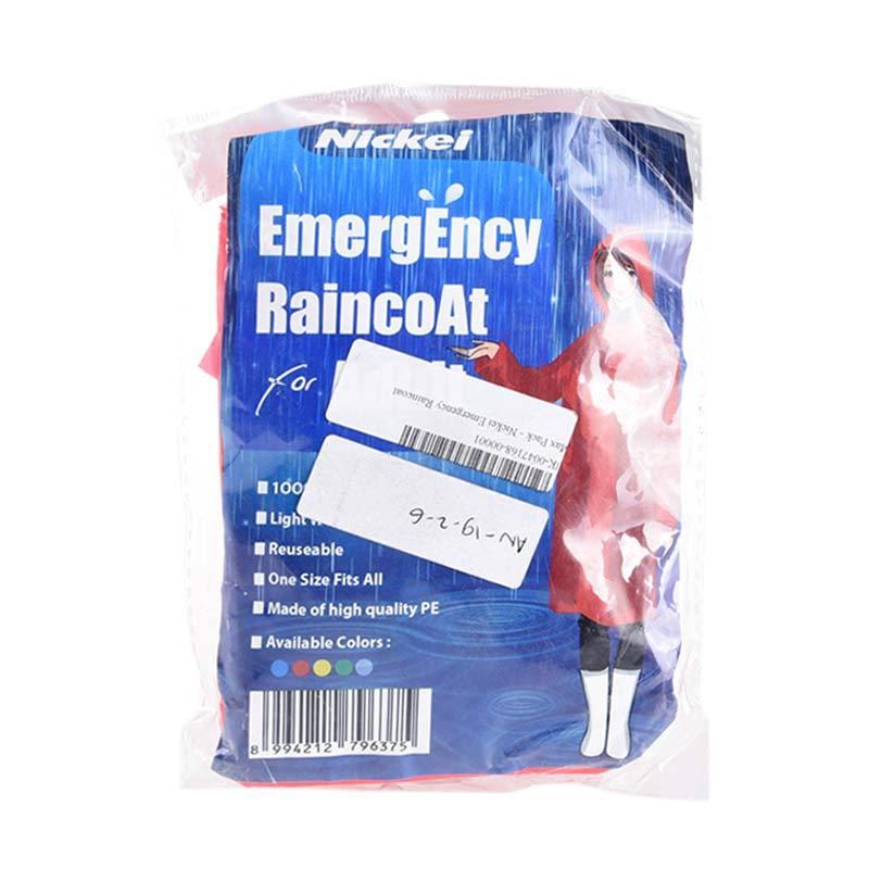Harga Jas Hujan Raincoat