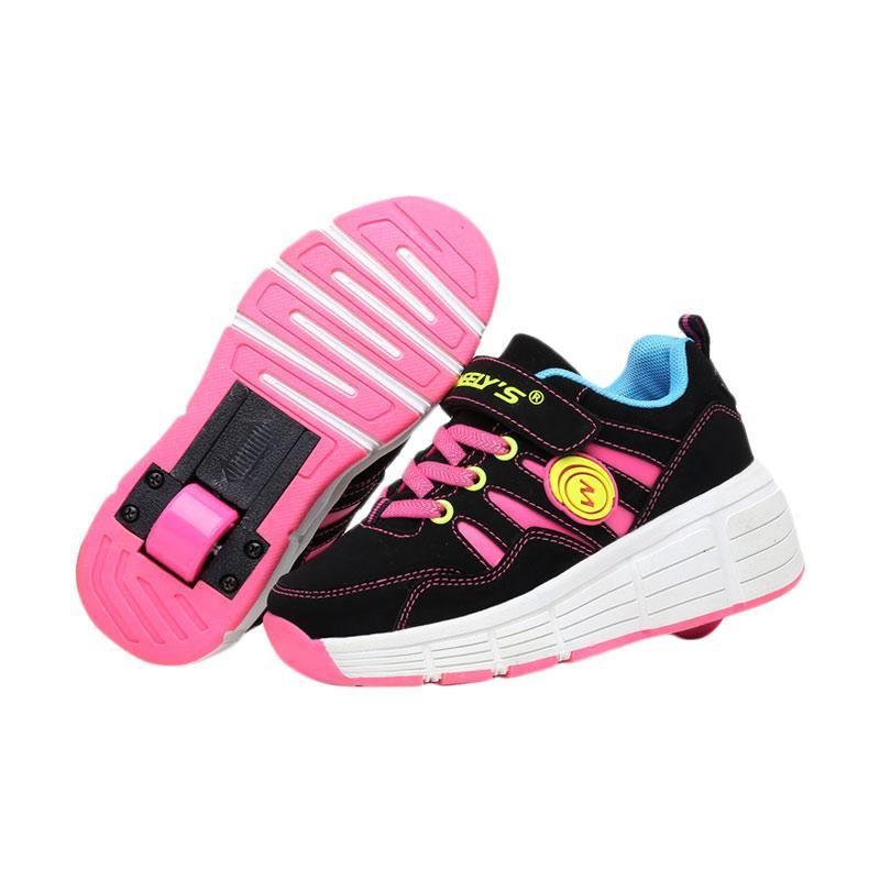 Jual WHEELYS Tipe 166 Roda Tunggal Sepatu Anak Perempuan
