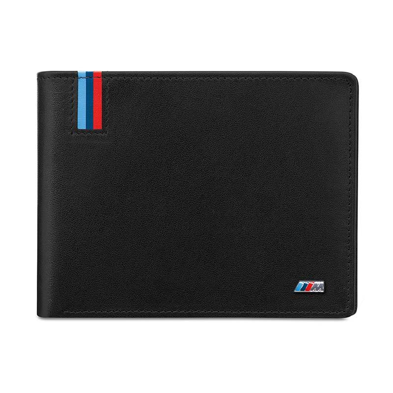 Jual Bmw M Wallet With Coin Compartment Dompet Online Harga Amp Kualitas Terjamin Blibli Com