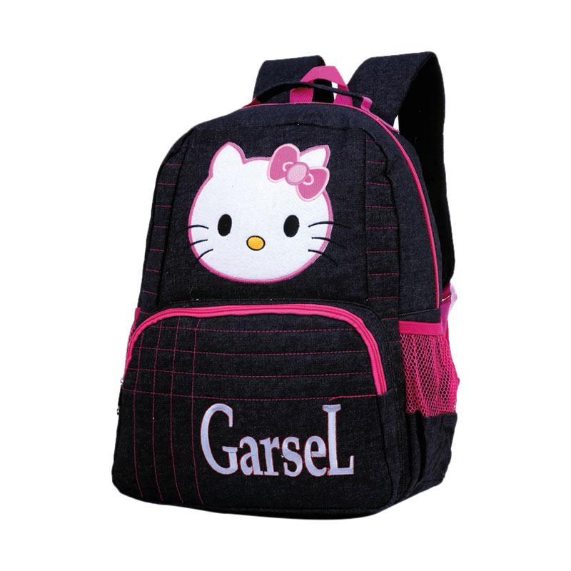 Jual Garsel Hello Kitty Tas Sekolah Anak Perempuan