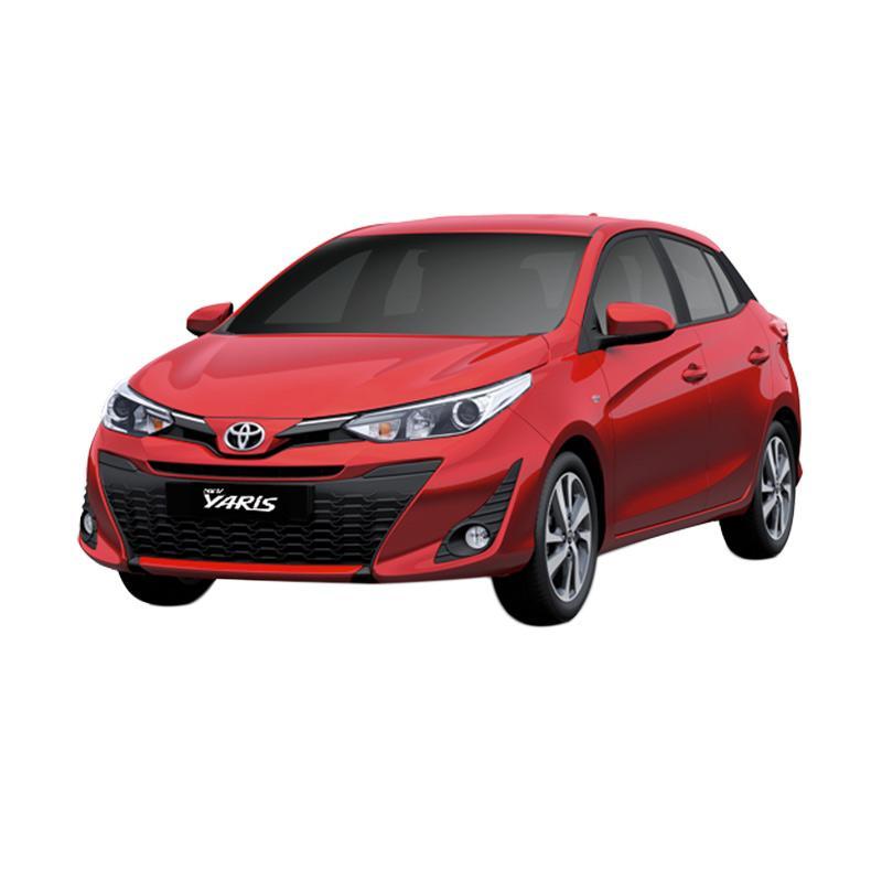 Jual Toyota New Yaris 2018 1.5 TRD Sportivo Mobil