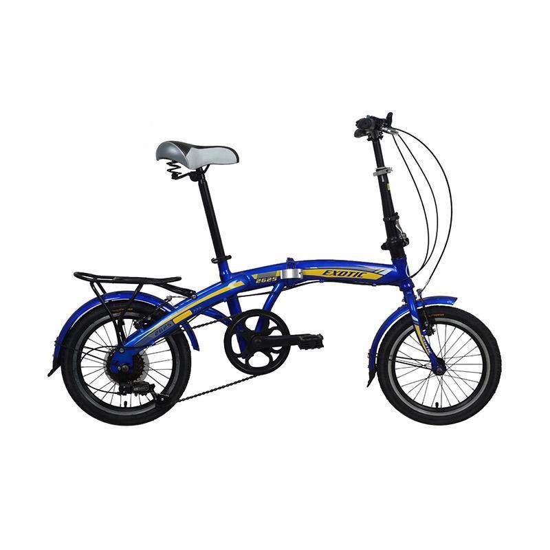 Jual Exotic 16 Lipat ET2625 Sepeda Anak [16 Inch/ 7 Speed