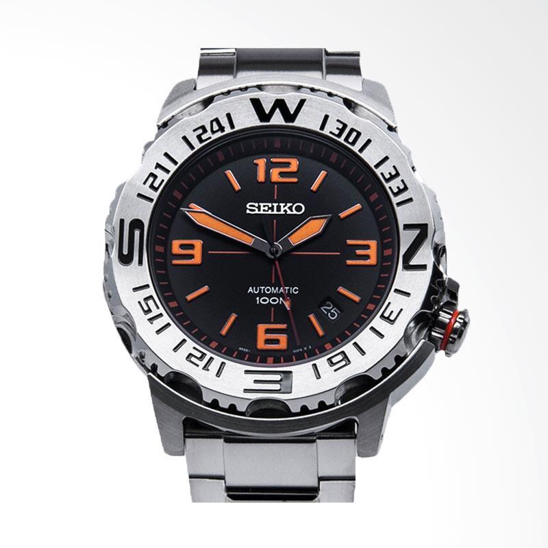 Jual Seiko Automatic Divers Stainless Steel Jam Tangan