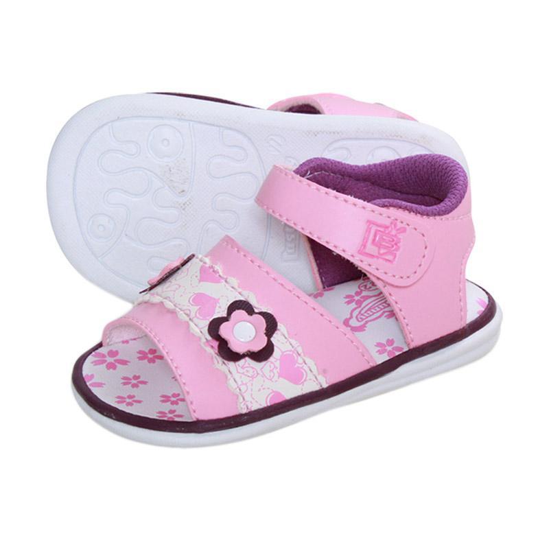 Jual Lusty Bunny Motive Flower Love Baby Shoes Sepatu Bayi