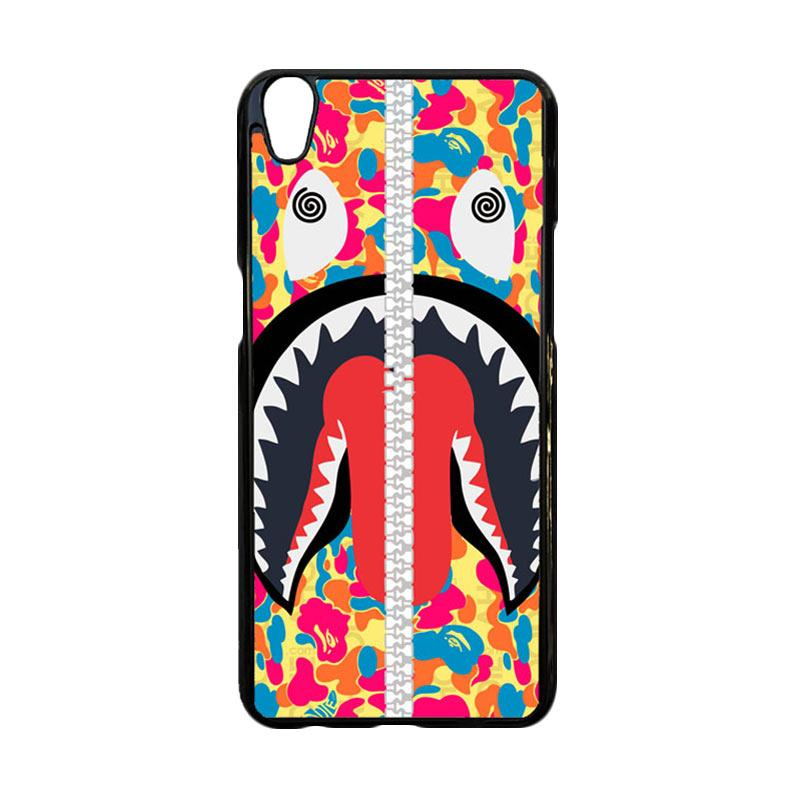 Jual Acc Hp A Bathing Ape Magenta J0051 Casing For Oppo