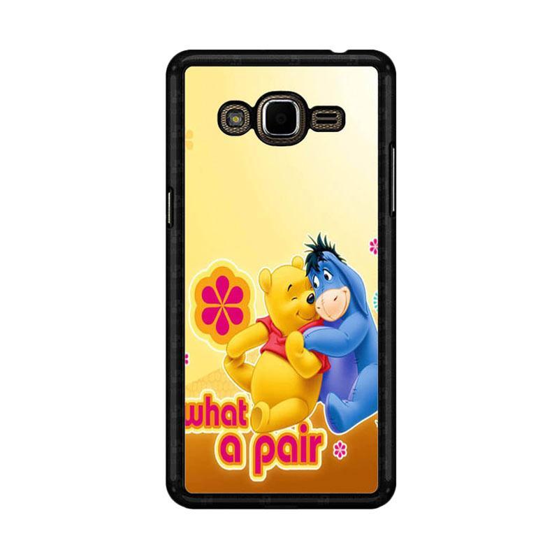 Jual Acc Hp Winnie The Pooh What A Pair X6121 Custom