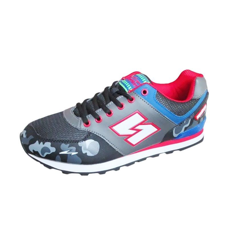6967c6cf054e3 Sepatu Lari Adidas Pria Sneakers Shoes Black Women Adidas Calling ...
