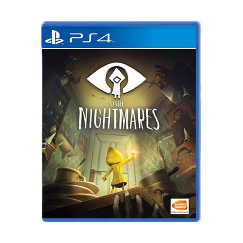 Jual SONY PS4 Little Nightmares DVD Game Online
