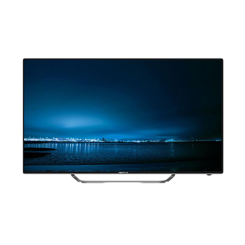 Jual POLYTRON 43V863 LED TV DVB T2 Full HD Online