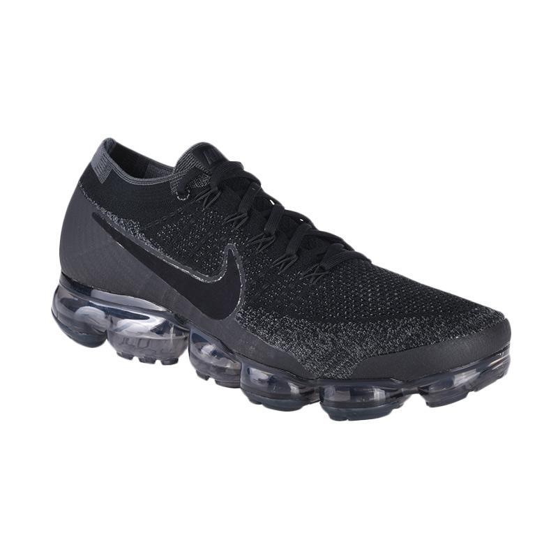 Jual Nike Men Running Air Vapormax Flyknit Sepatu Olahraga