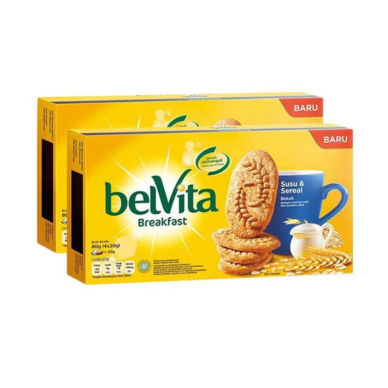 Biskuit Belvita Breakfast