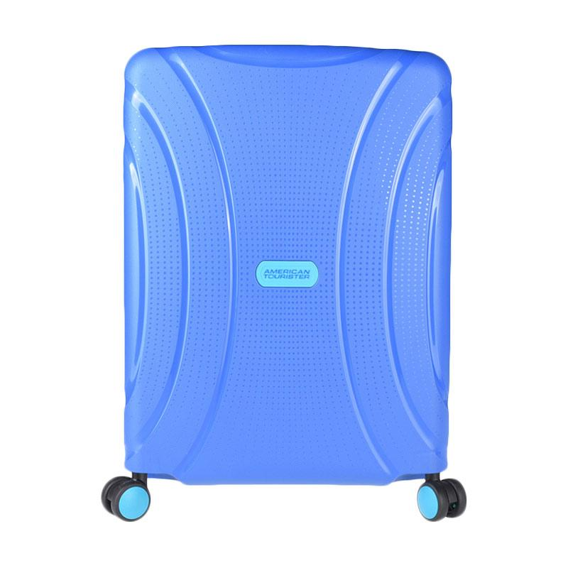 Jual American Tourister Lock N Roll Spin 55 20 Trolley Bag