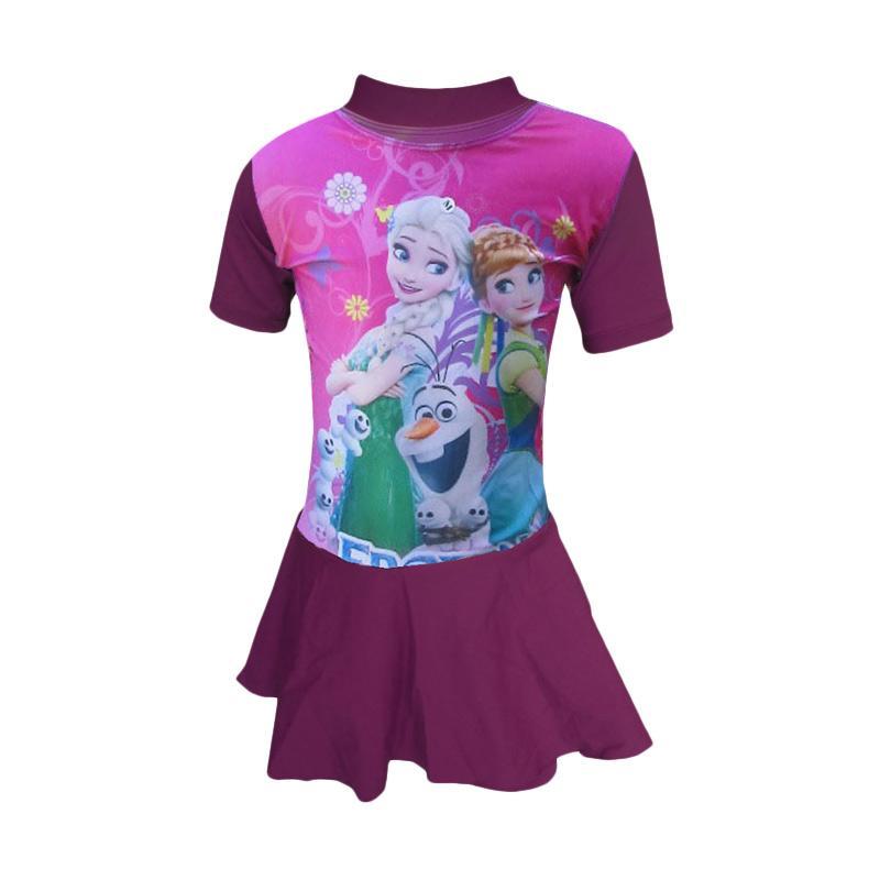 Jual Rainy Collections Karakter Frozen Baju Renang Anak