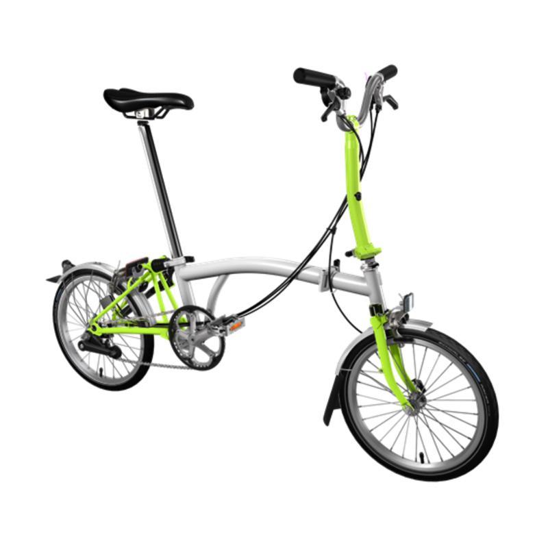 Jual Brompton M6L 2019 Sepeda Lipat Online November 2020 ...