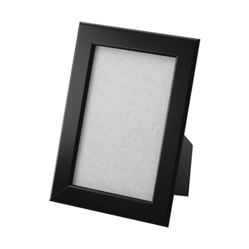 jual ikea r fiskbo frame bingkai foto hitam 10x15 cm online harga kualitas terjamin. Black Bedroom Furniture Sets. Home Design Ideas