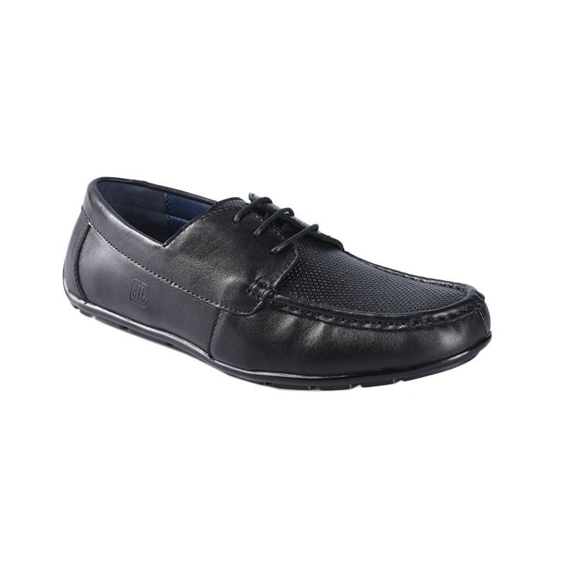 Jual Jim Joker 1CG Casual Drow Sepatu Pria - Black Online - Harga & Kualitas Terjamin