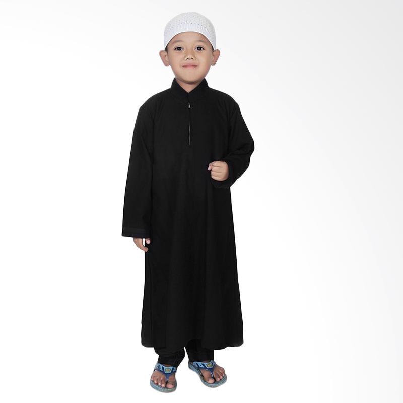 Jual BajuYuli Gamis Koko Polos Pakaian Anak Laki-laki