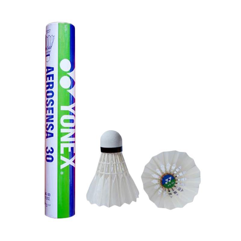 Jual YONEX Aerosensa 30 Badminton Feather Shuttlecock ...