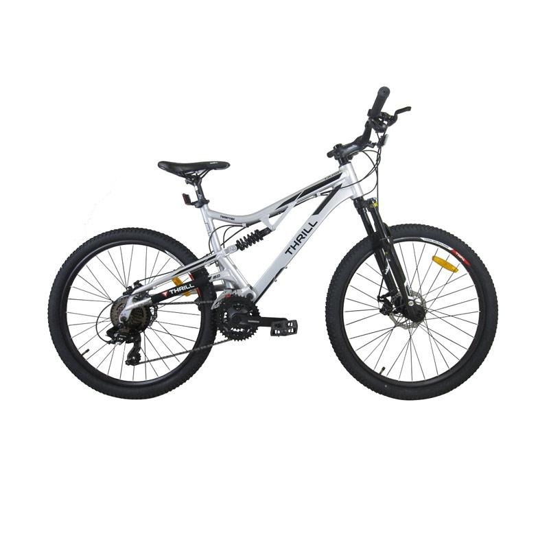 Jual THRILL Oust 20 AG 2017 Sepeda MTB Online