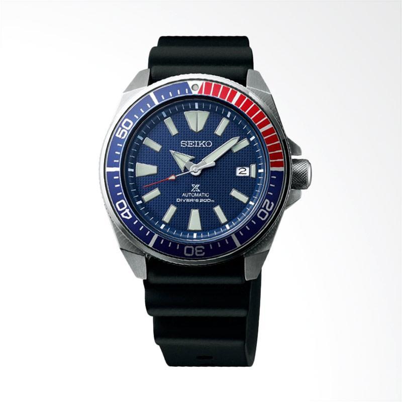 Jual Seiko Prospex Samurai Automatic Divers Blue Dial
