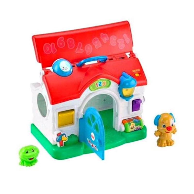 Jual BOGO - Fisher Price Laugh & Learn Puppy's Activity