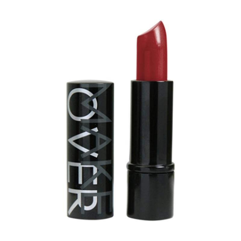 Jual Make Over Ultra Shine Lipstick 08 Mocha Toffee Online
