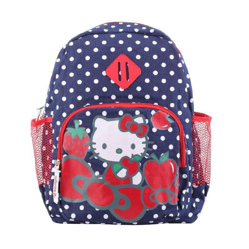 Jual Catenzo Junior Hello Kitty Backpack Tas Sekolah Anak