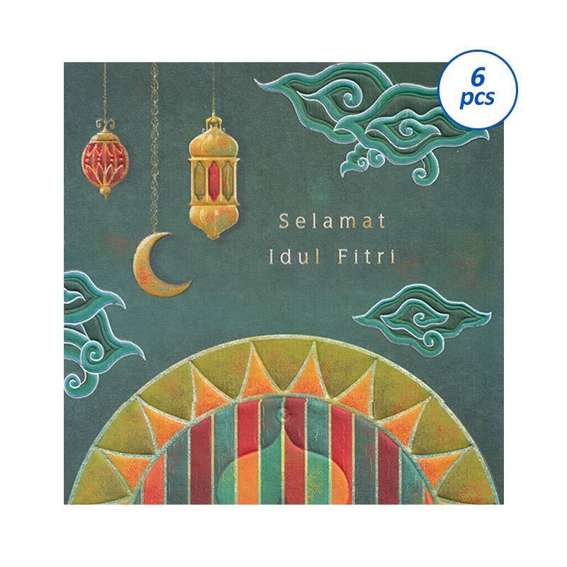 40+ Trend Terbaru Desain Ucapan Selamat Idul Fitri Elegan ...