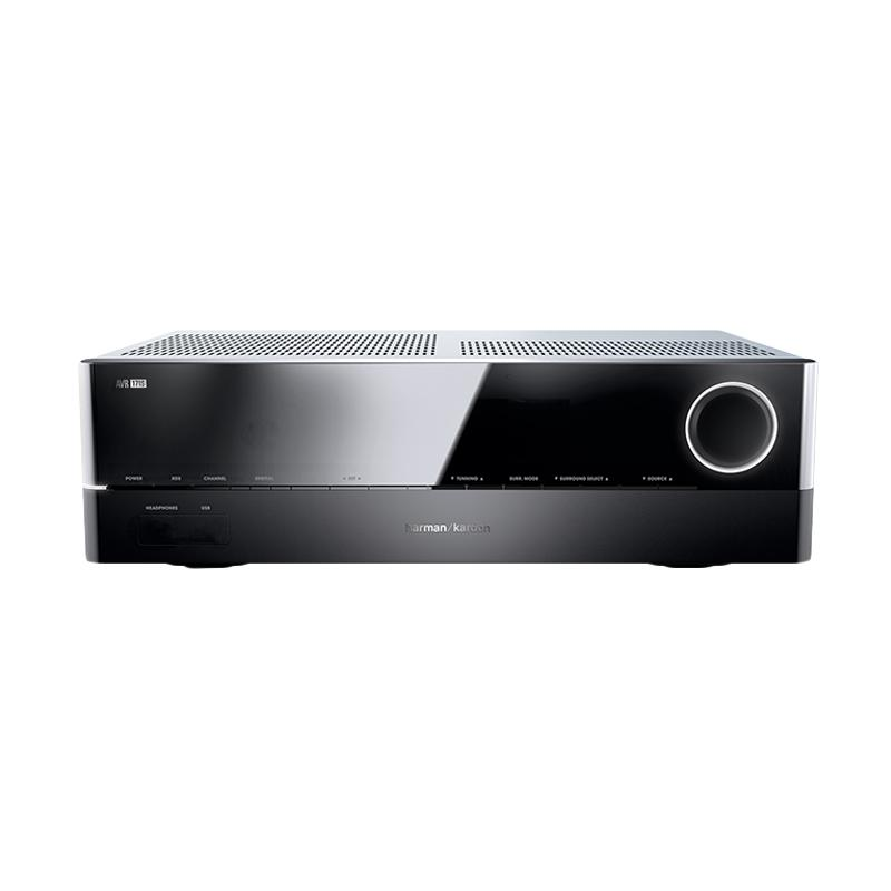how to connect speakers to harman kardon avr 2600