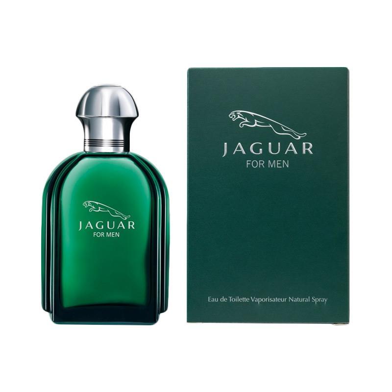 Jual Jaguar Green For Men EDT Parfum Pria 100 ML Online