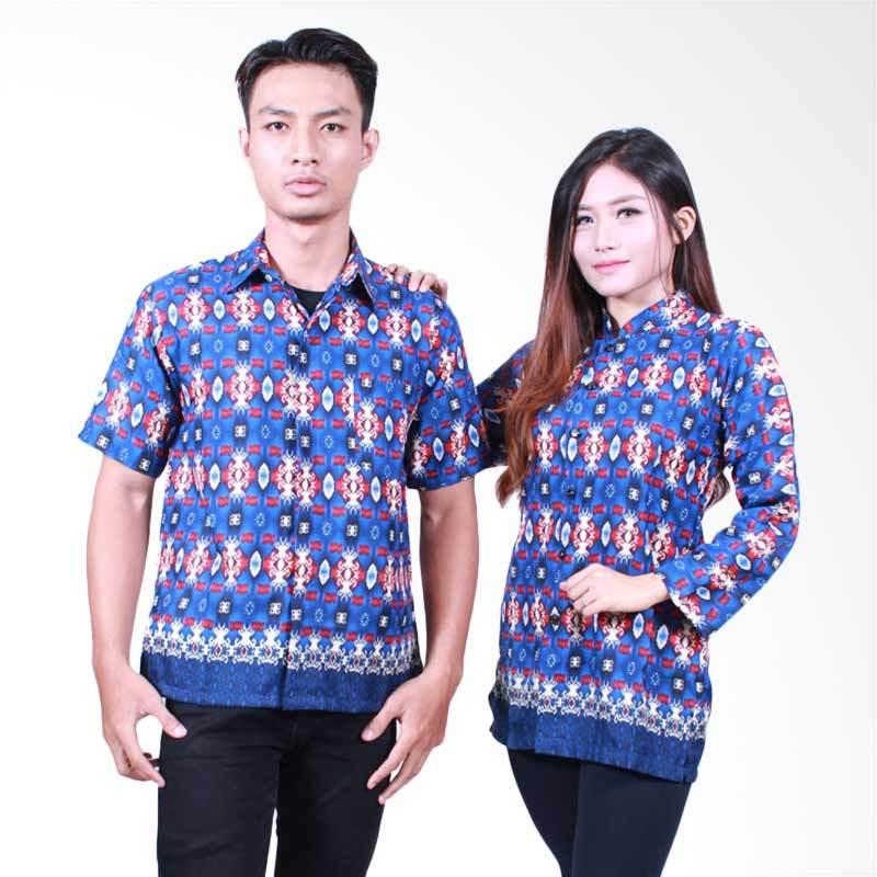 Batik Kerja Sarimbit: Memilih Model Baju Batik Kerja