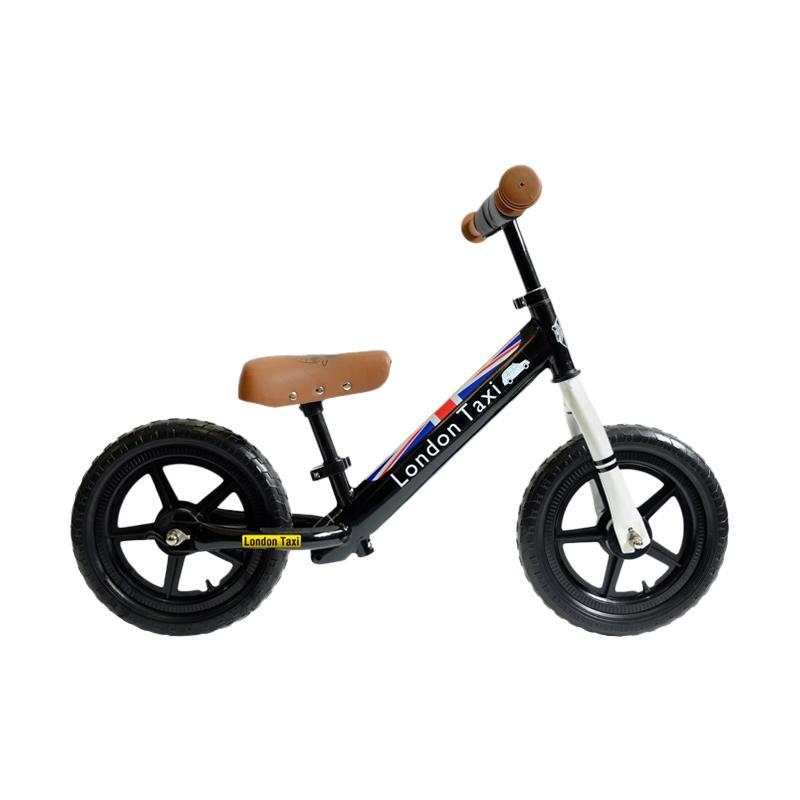 Jual London Taxi Kickbike Sepeda Anak - Black Online