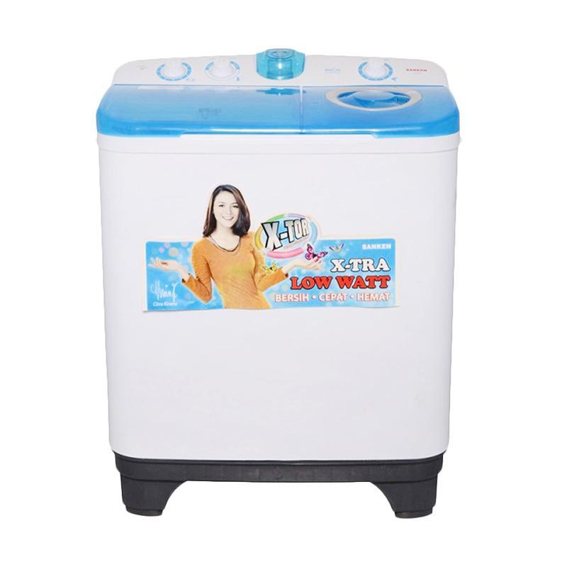 Jual Sanken TW 9880 Mesin Cuci 2 Tabung 86 Kg Online
