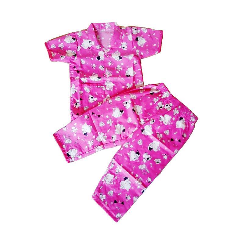 Jual Nayshop Hello Kitty Piyama Baju Tidur Anak Perempuan