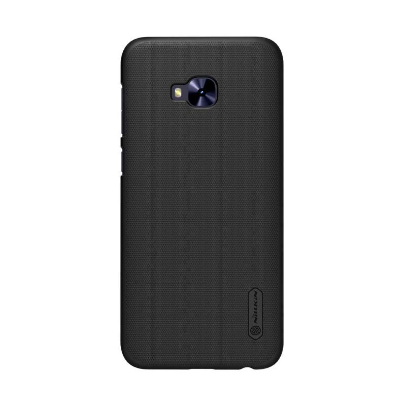 jual nillkin frosted casing for asus zenfone 4 selfie pro zd552kl black online harga. Black Bedroom Furniture Sets. Home Design Ideas