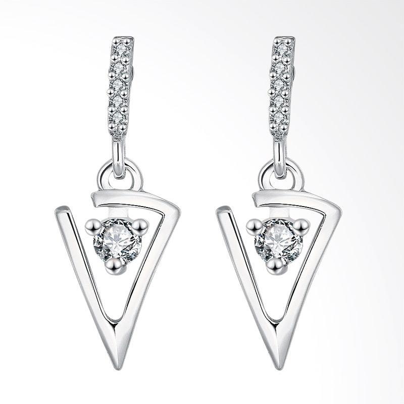 Jual SOXY LKN18KRGPE984 C Fashion Personality Triangle