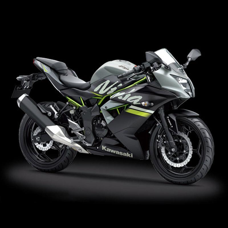 Jual Kawasaki Ninja 250SL Sepeda Motor [VIN 2019/ OTR