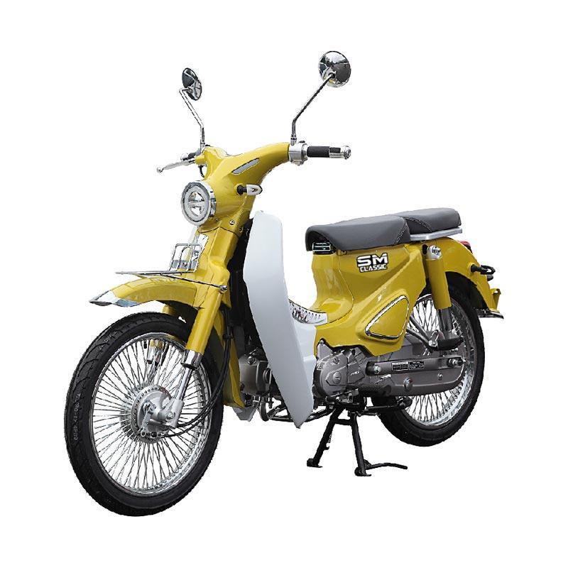 Jual SM Sport Cub Classic Sepeda Motor [VIN 2019/ Off The ...
